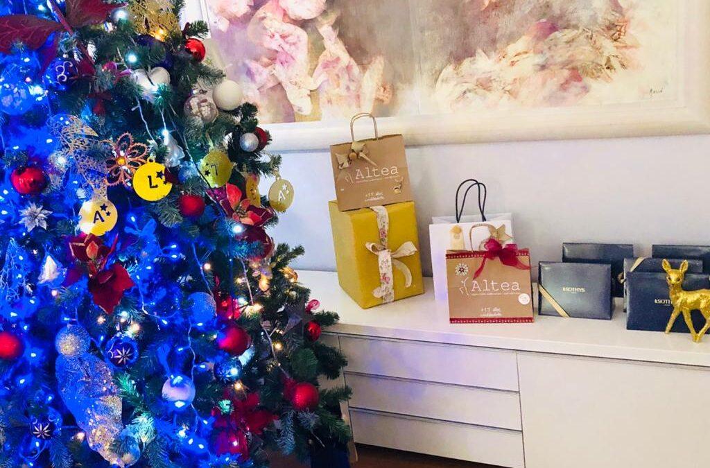 Esta Navidad regala belleza con Altea
