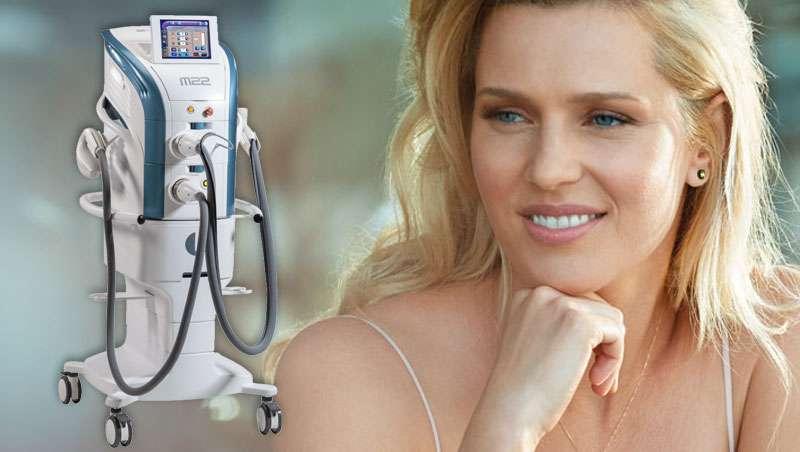Novedad en Altea: la Plataforma Lumenis M22 permite tratar hasta 30 afecciones de la piel