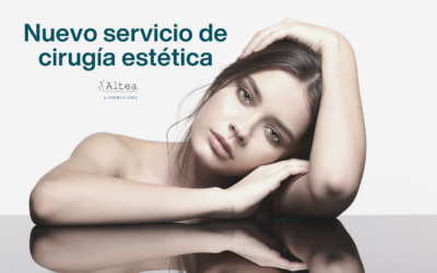 En Centro Médico Estético Altea estrenamos servicio de cirugía estética